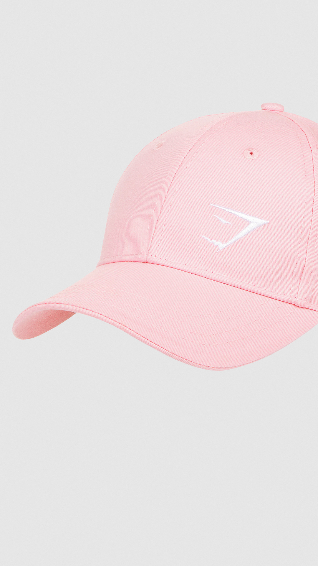 Gymshark  Accessories  Hat  Gym  Fitness  Workout  Exercise  Pink  Cap   Headwear  Monochrome 10841843096b7