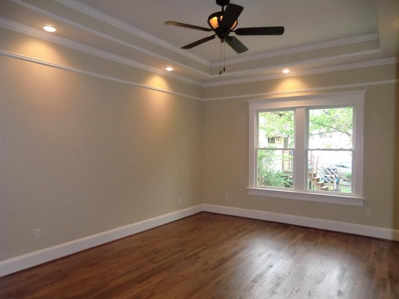 Large Master Bedroom with Trey Ceiling | Ceiling paint ...