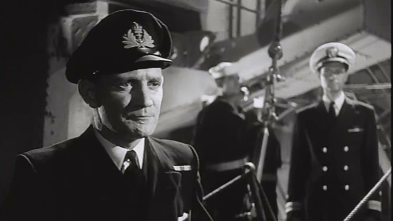 War Movie : Gift Horse (1952)  HD ( Full Film )