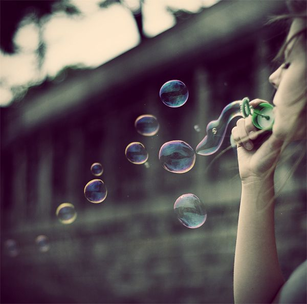 30 Unique Examples Of Bubble Photography