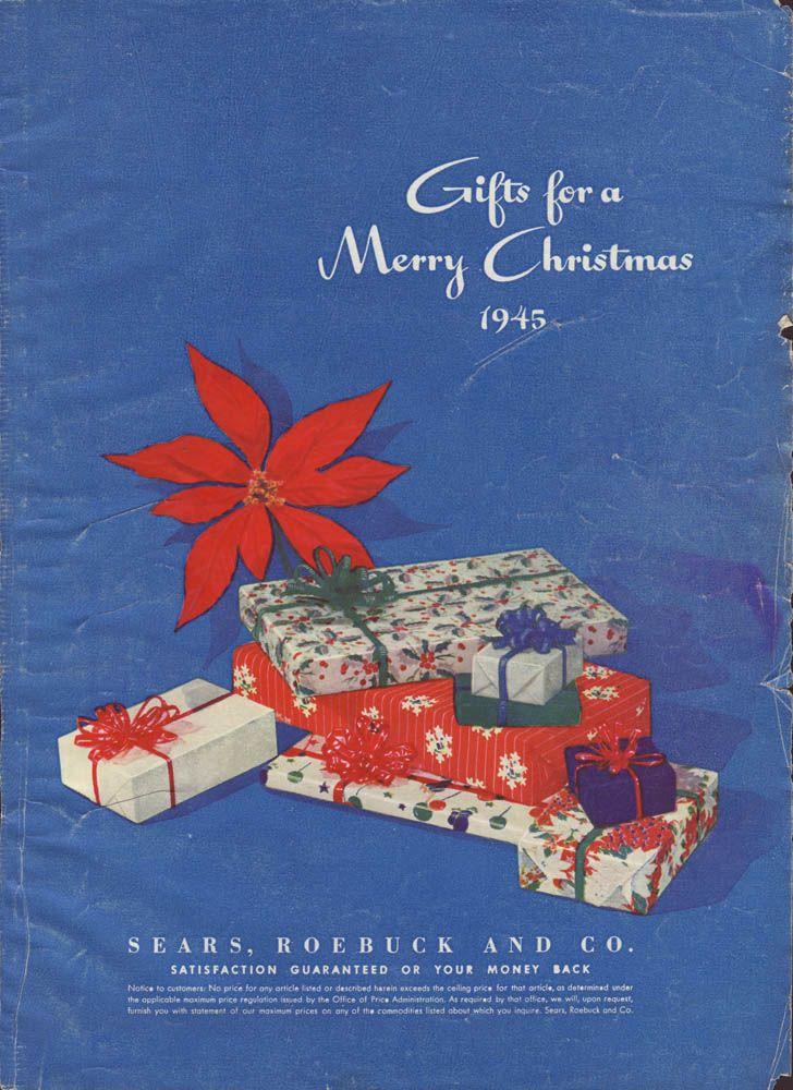 1945 Sears Christmas Catalog | Christmas Catalogs | Pinterest ...