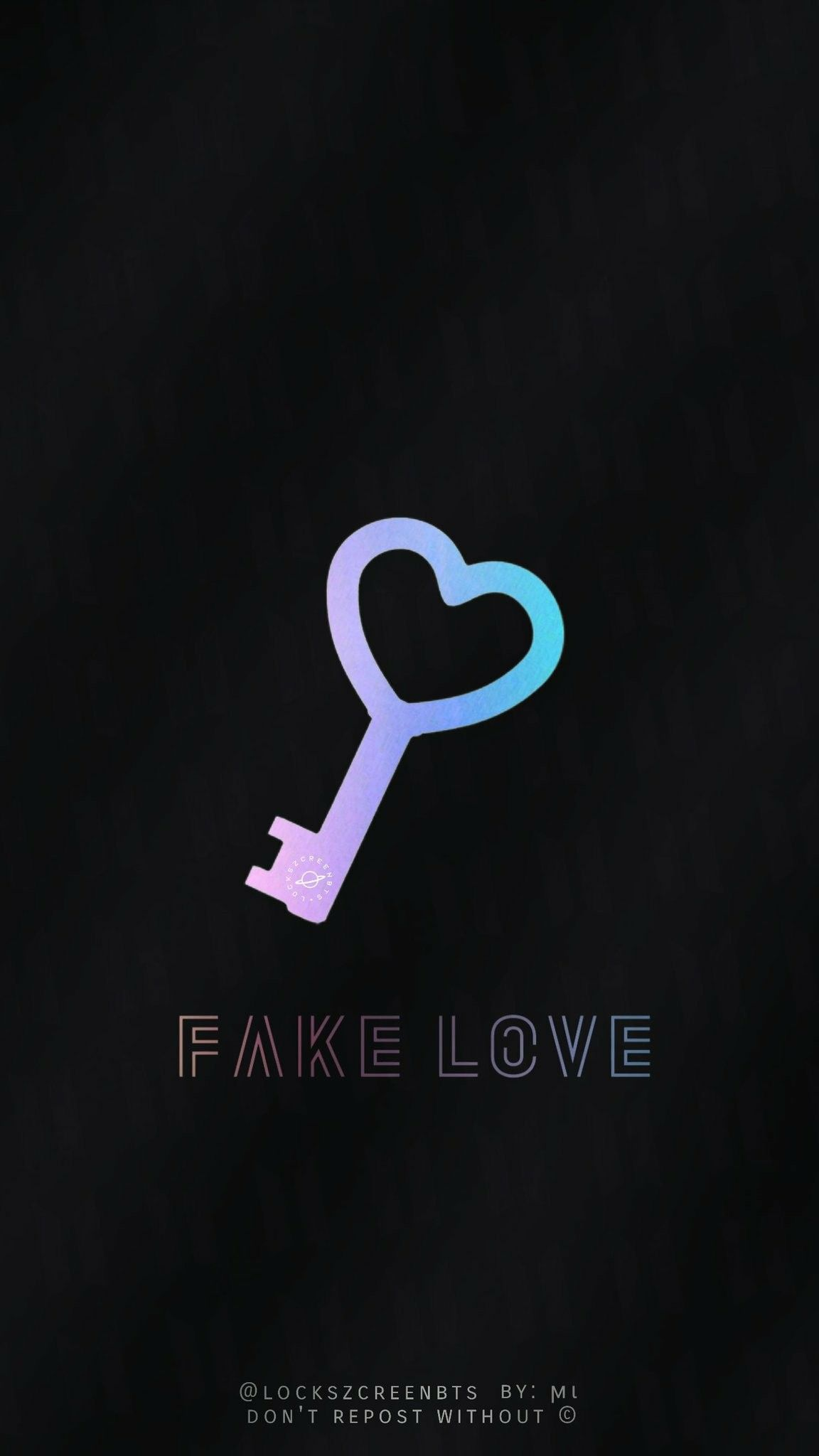 Bts Fake Love Teaser 1 K Pop Boys Hintergründe