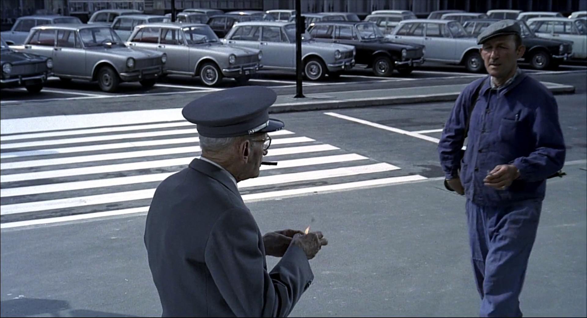 Jacques Tati's Playtime