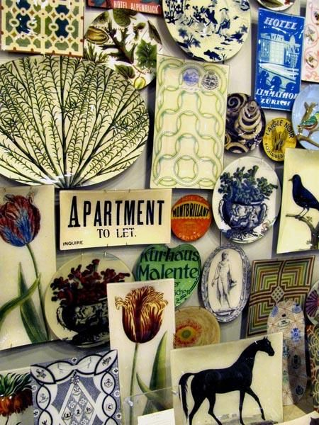 John derian plates wonderfully whimsical pinterest for John derian dry goods