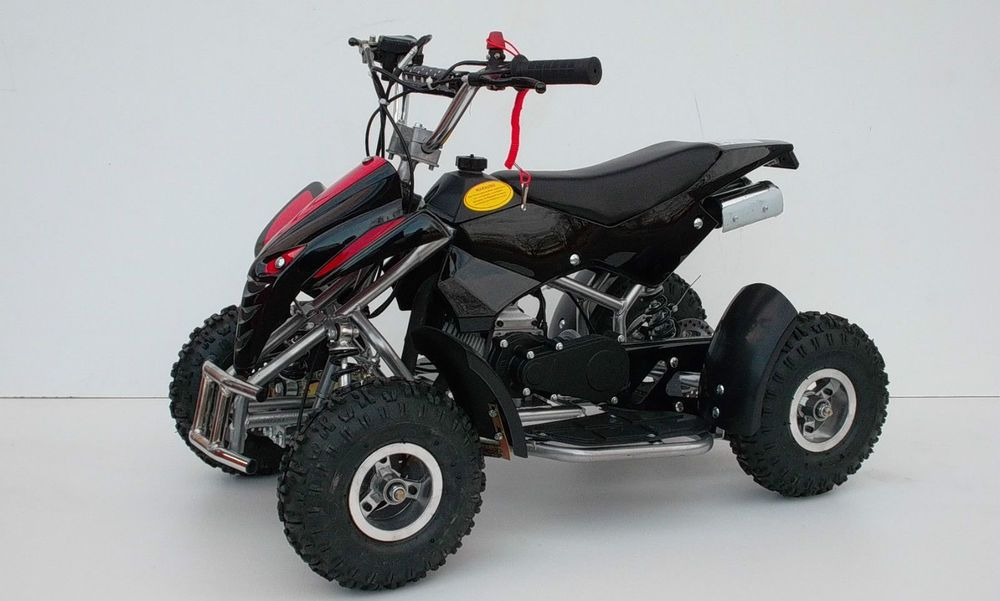 Details Zu Kinderquad Quad Atv Miniquad Kinder Pocketbike Dirt