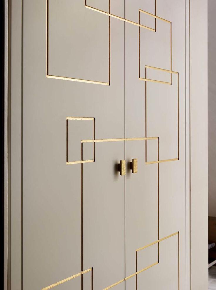gold white closet interview with furniture designer william garvey leaves doors