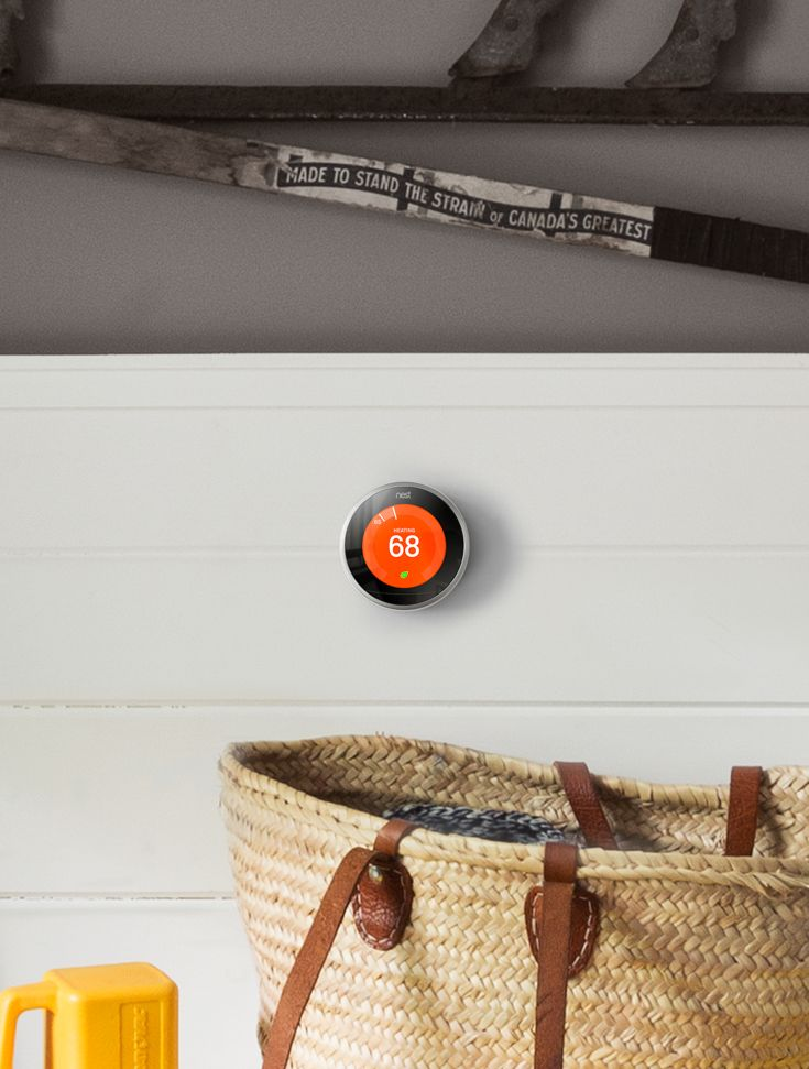 how to reset nest thermostat e