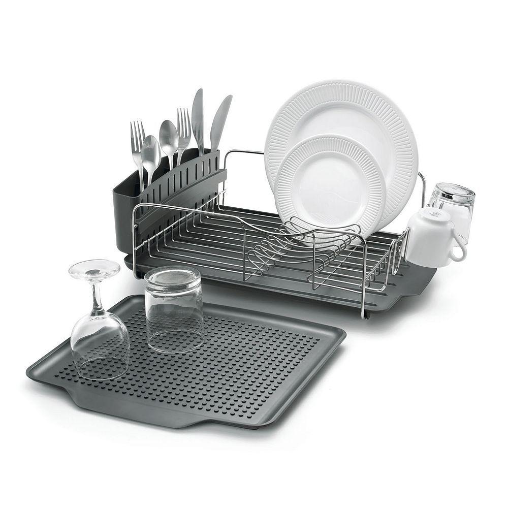 Polder Advantage Dish Rack System Dish Racks Dish Drainers
