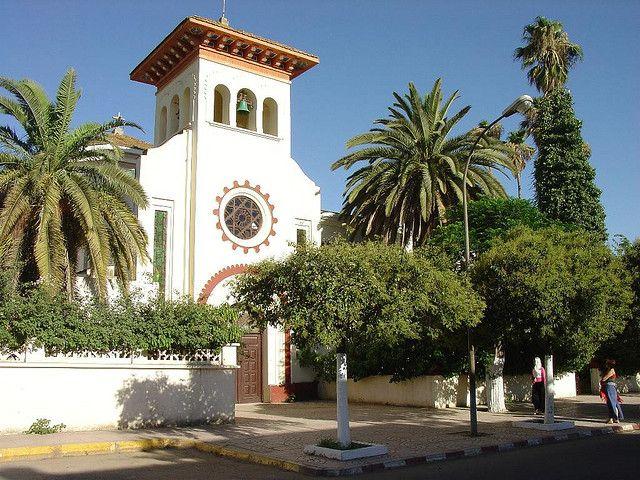 152 Iglesia Sagrado Corazon Marruecos Sagrado Y Corazones