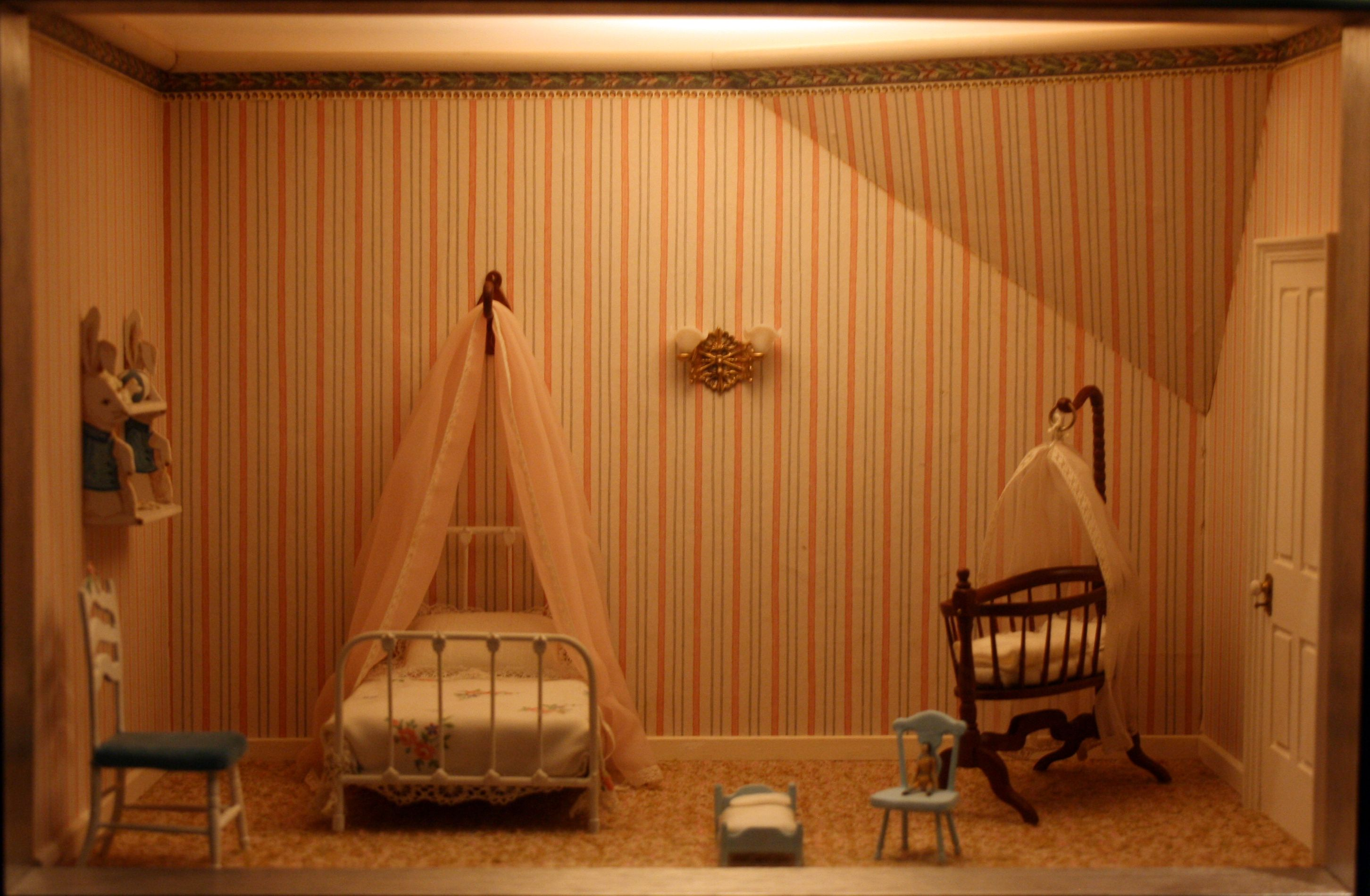 Angela Marsh Peterson collection dollhouse museum High Point North Carolina