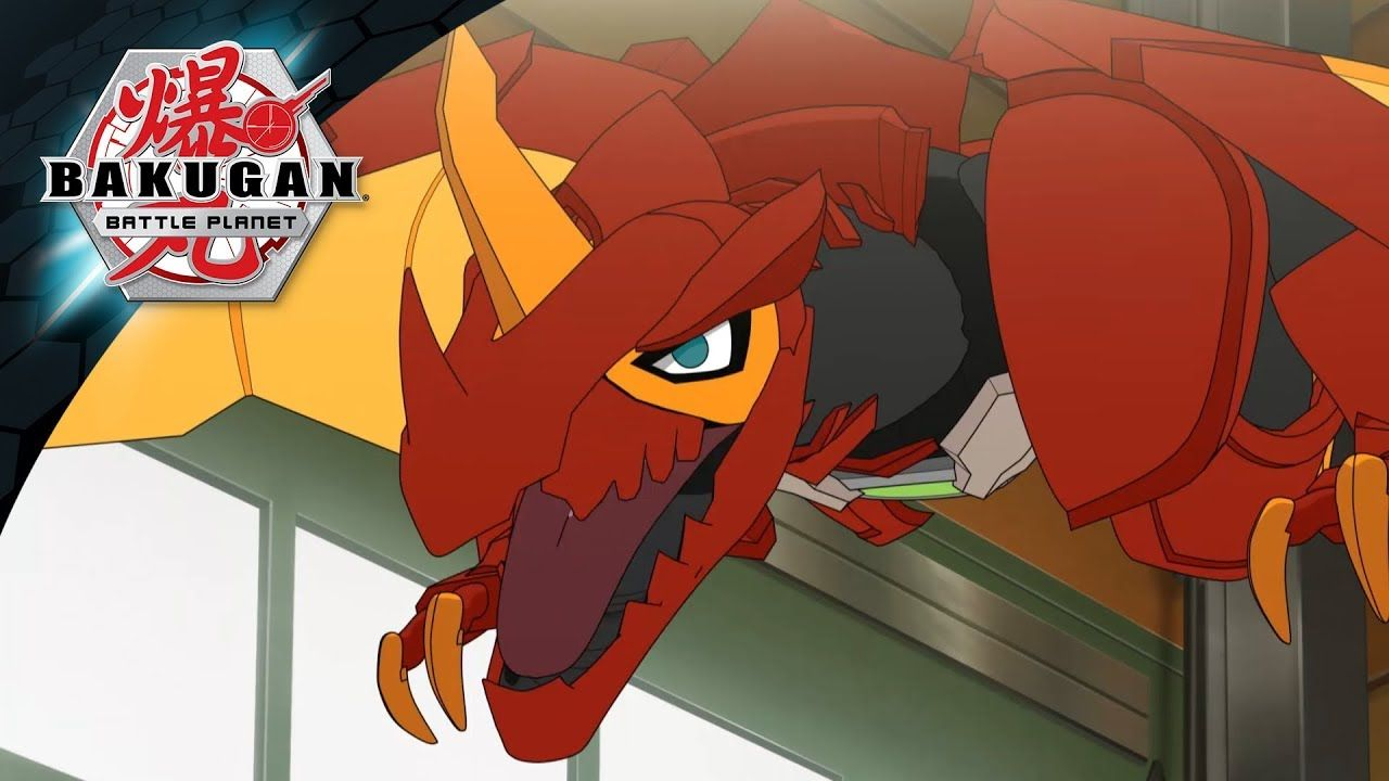 Bakugan Battle Planet Beyond The Brawl Episode 1 Tin Pan Alley Animal Drawings Brawl Battle