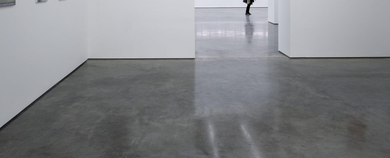 Shadow Gap Floor Finish Flooring Concrete Wall Floor Skirting