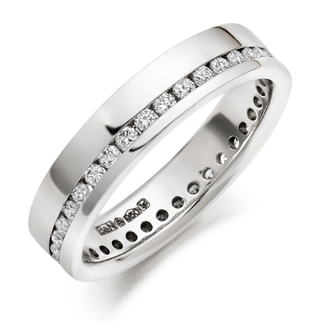 Exceptionnel 30 Best Platinum Wedding Rings For Couples
