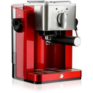Buy Bella Becm01 Espresso Coffee Machine Red At Argosco