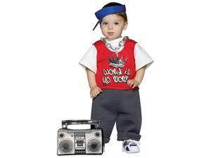 Future Hip Hopper Costume - Funny Baby Costumes