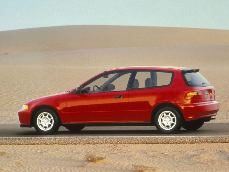 25 Year Club 5th Generation Eg Honda Civic Honda Civic Hatchback Honda Civic Civic Hatchback