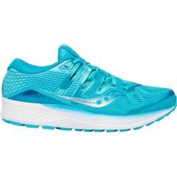 Photo of Saucony women's running shoes Ride Iso, size 42 in blue, size 42 in blue Saucony