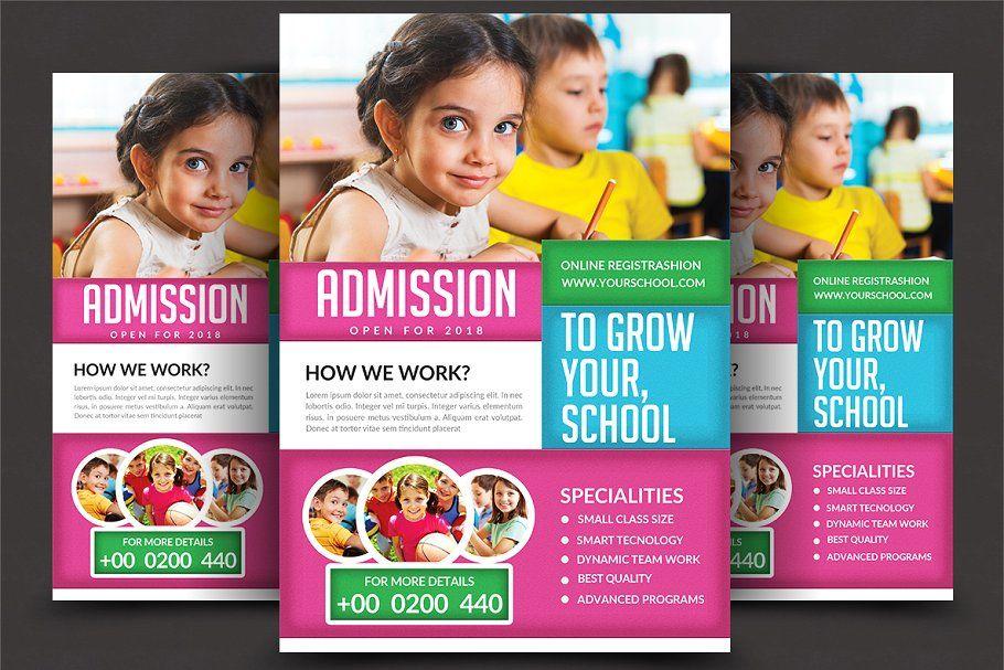 Education Flyer Templates Educationflyertemplates Flyer
