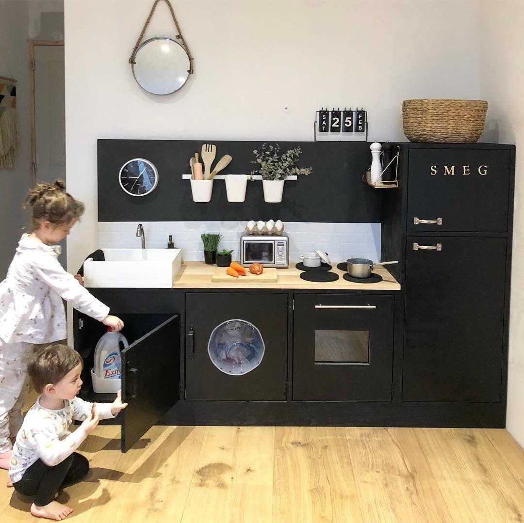 Cuisine pour enfant DIY ???? | Meubles de chambre de bébé