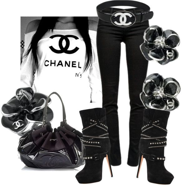 """""""Chanel"""" by modelmaterialgirl22 on Polyvore"""