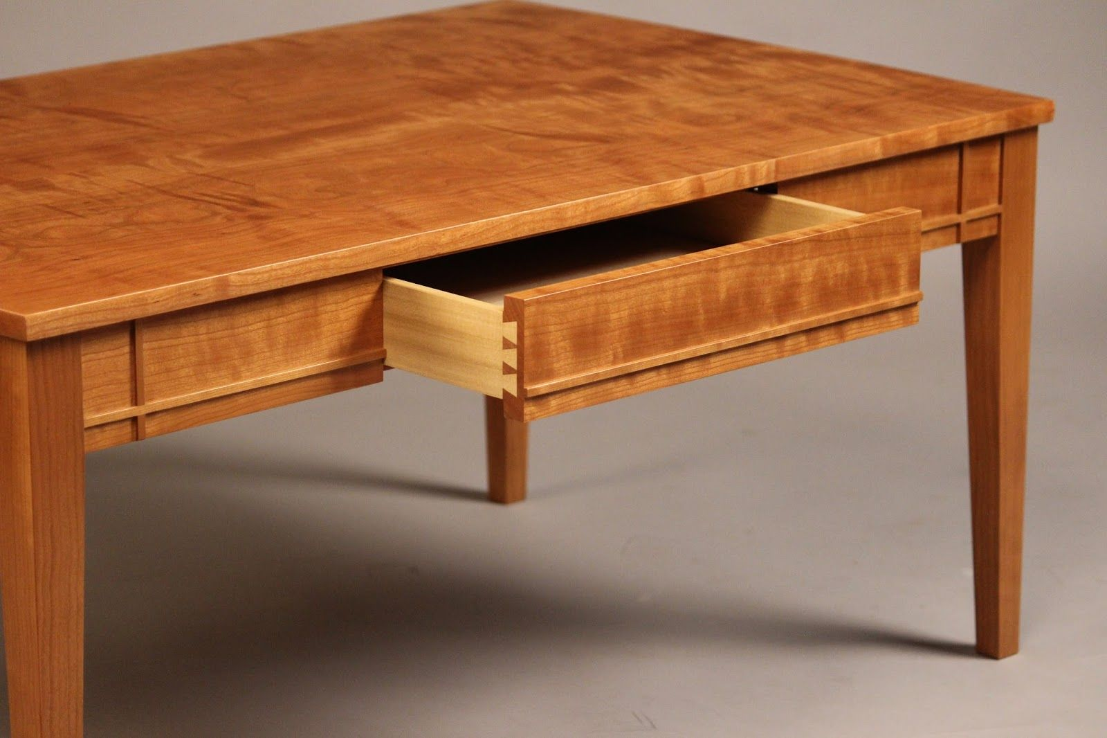 Coffee Table, Cherry Wood Coffee Table And End Tables Cherry Coffee Table  Set: Images
