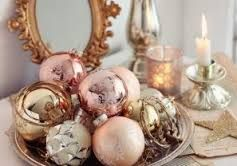 Afbeeldingsresultaat voor brocante kerstballen