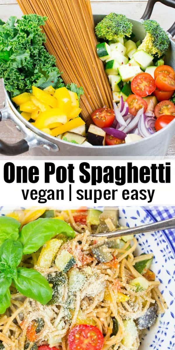 17 One Pot Vegan Dinner Recipes to Try This Spring images