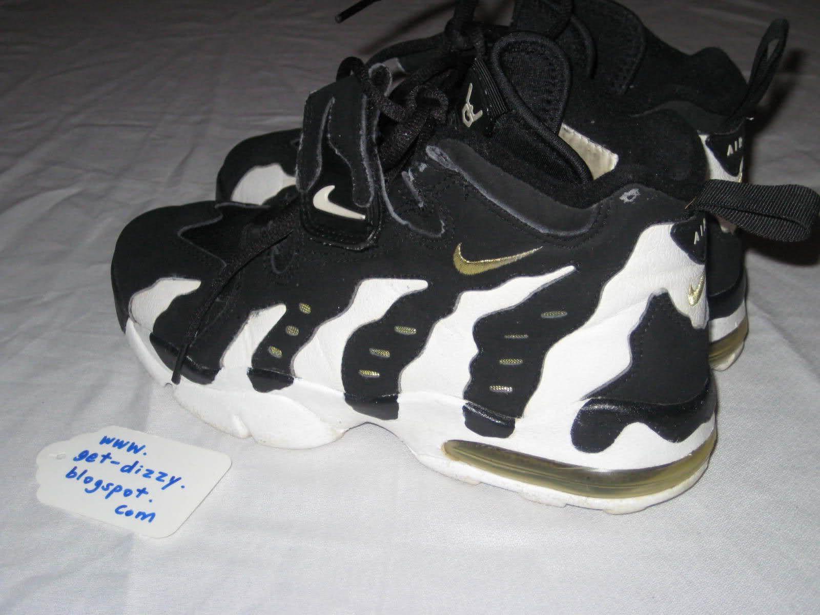 4ed45c6518 96 Nike Diamond Turf. The Deion Sanders'. Prime Time. | Wes' Shoe ...