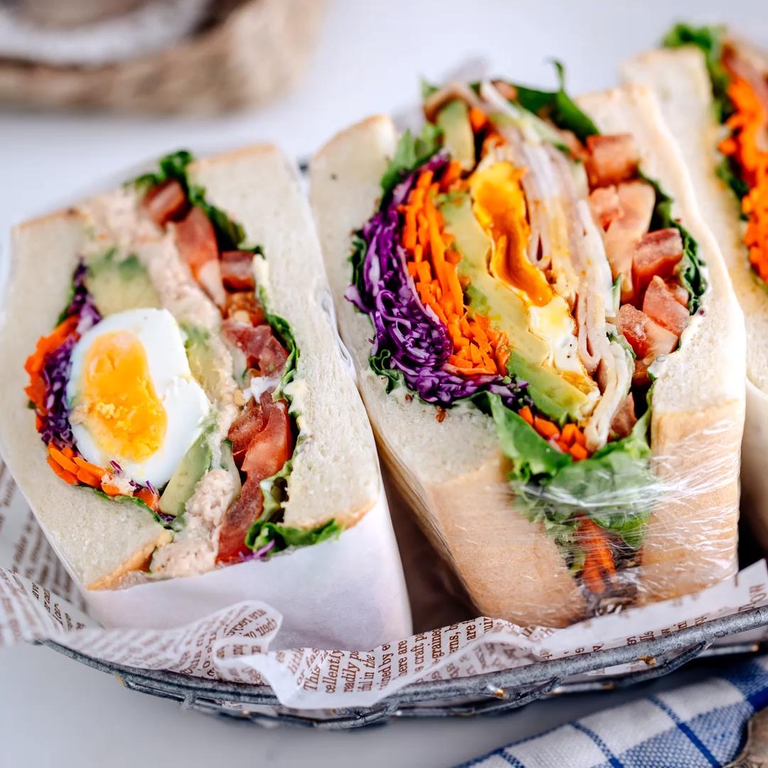 Wanpaku Sandwich images
