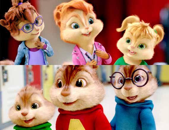 Alvin E Os Esquilos 3 Com Imagens Alvin E Os Esquilos Alvin