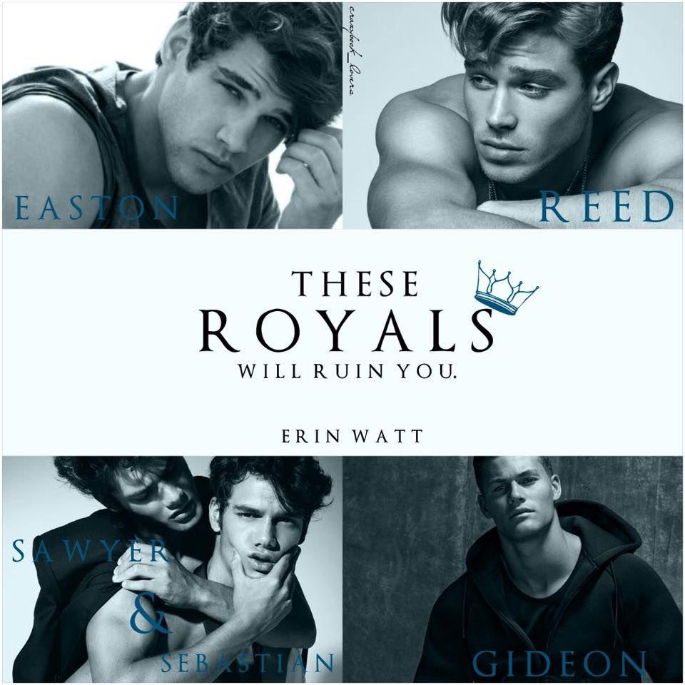 Resultado de imagen para the royals books