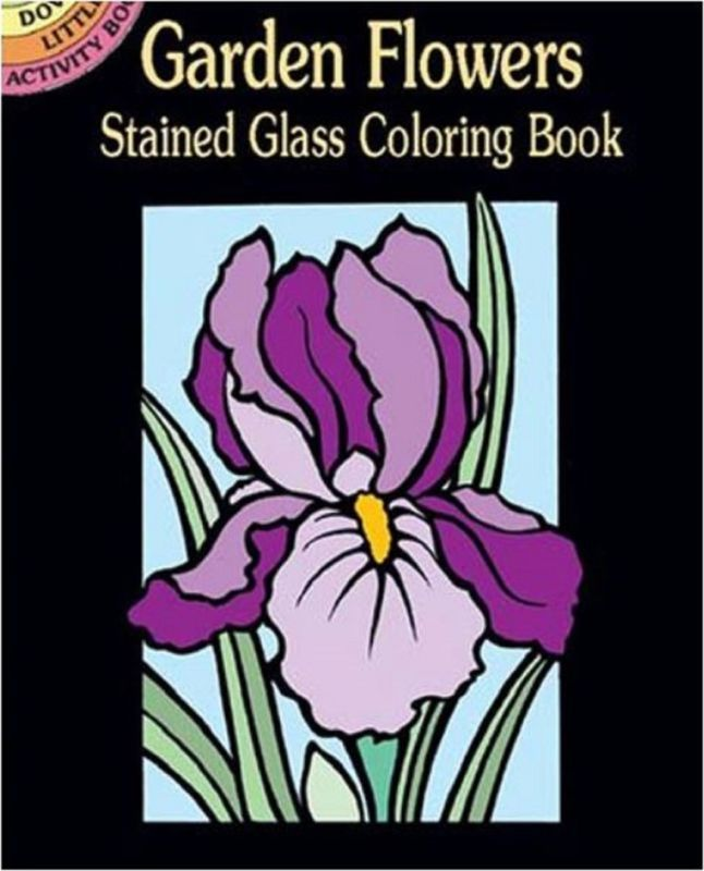 Coloring Book For Adults Flowers Relax Fun Garden Design Stress Relief Patterns