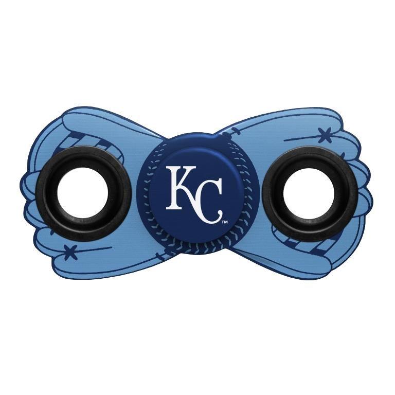 Kansas City Royals MLB Diztracto Two Way Team Fidget Diztracto Spinner **PREORDER - SHIPS IN JUNE**