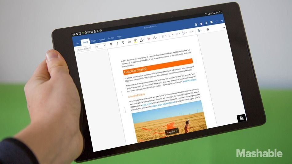 Microsoft unveils free new Office apps for iPhone and