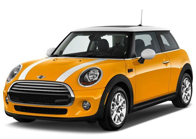 2015 Mini Cooper Hatchback Mini Cooper Mini Cooper Hardtop Yellow Mini Cooper