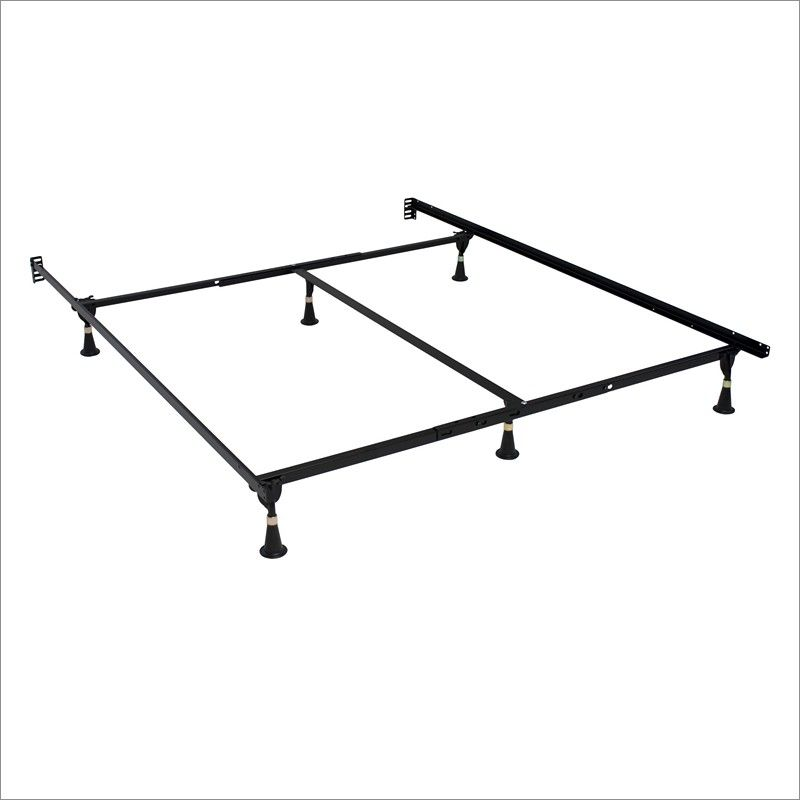 Simmons Beautyrest Classic Steel Bed Frame Adjustable Bed Frame