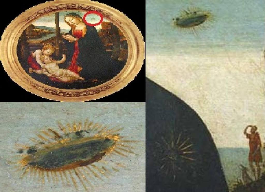 Photo of 12の古代の絵画を含む驚きの証拠–モシモシ、応答ネガイマス。