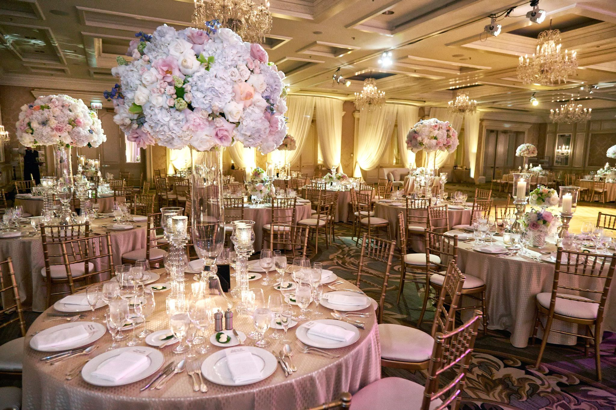 Modern Wedding with Soft Color Palette and Personalized ...