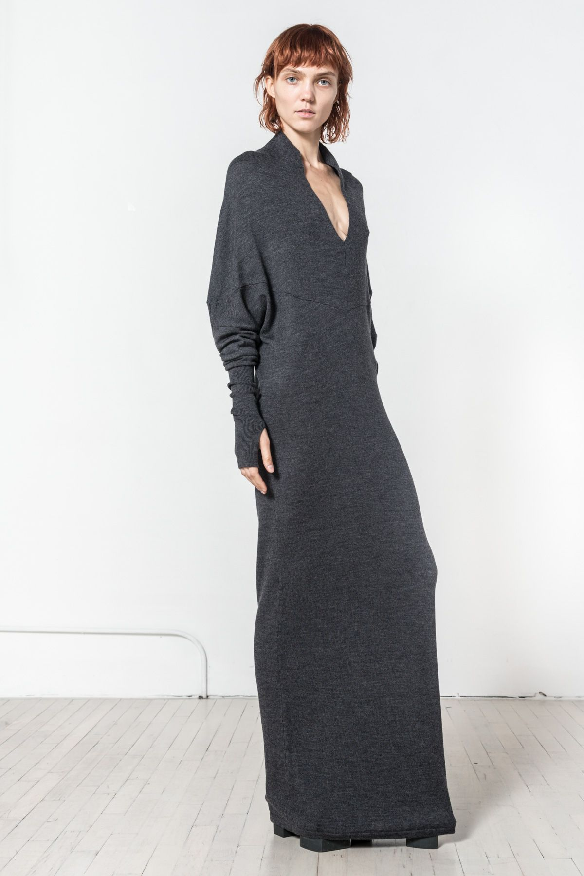 121e7b5162 LONG SWEATER DRESS   NICHOLAS K