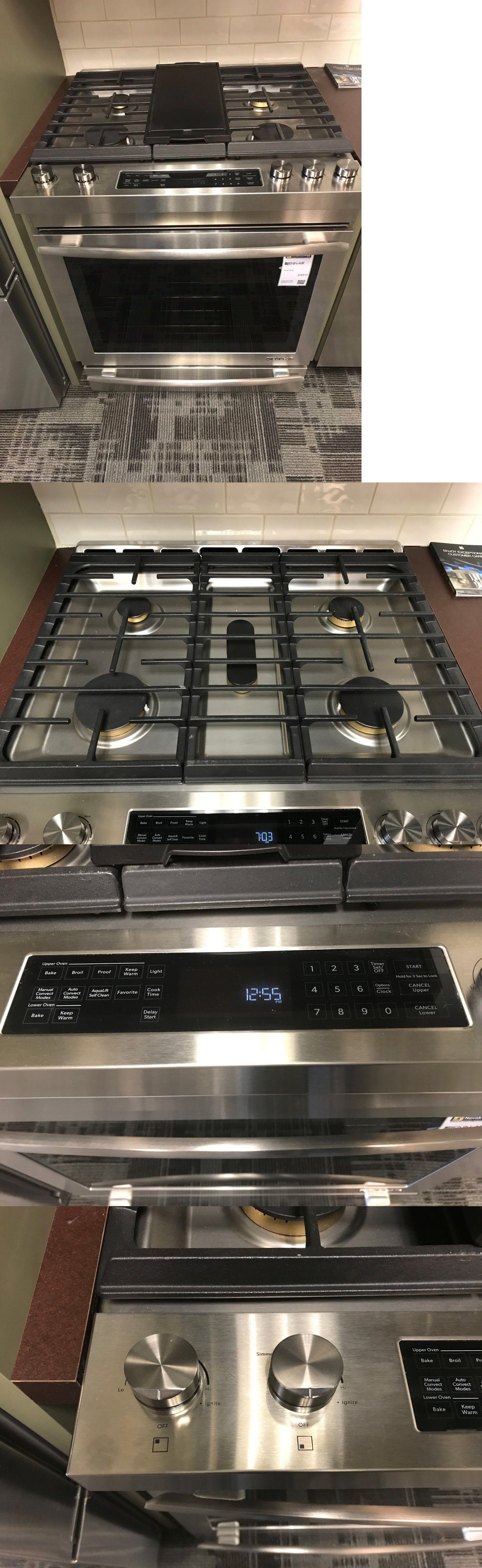 appliances jenn air jgs1450ds 30 stainless steel slide in gas