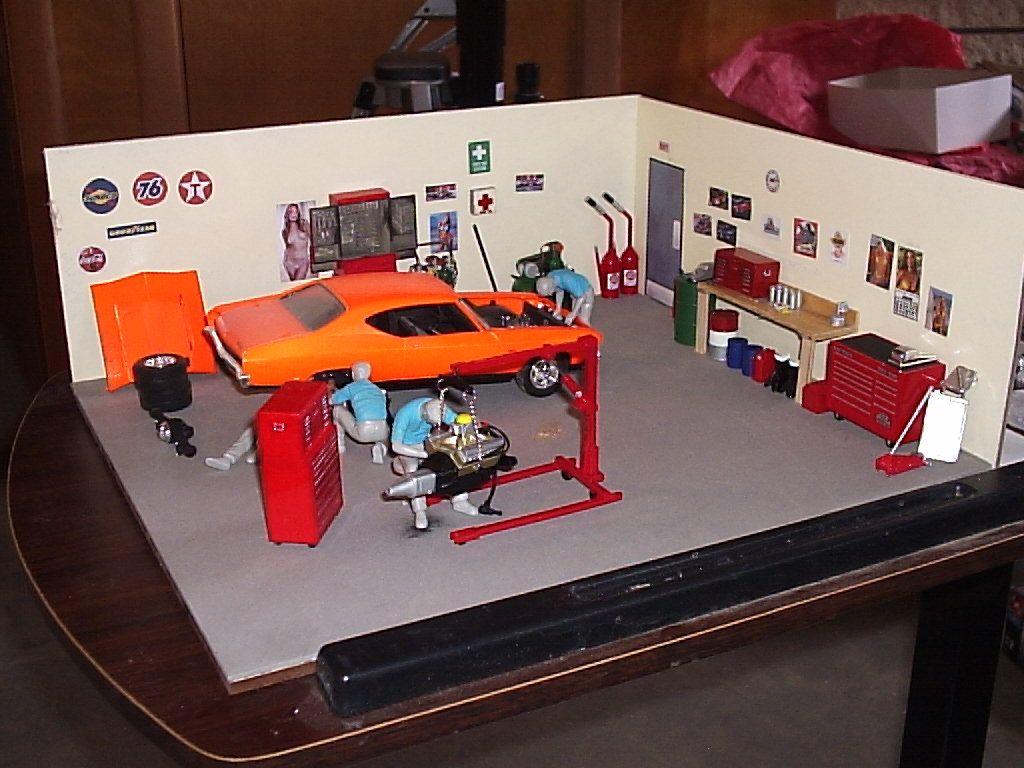 plastic model dioramas - Google Search