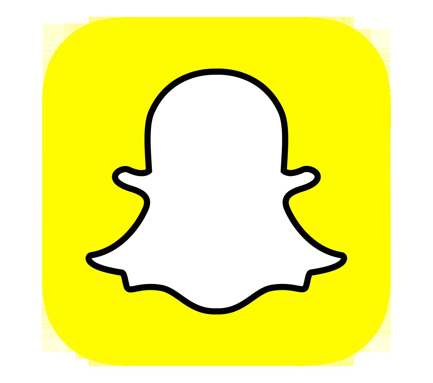 SnapchatLogo.png (1800×1592) Dessin logo, Photo de logo