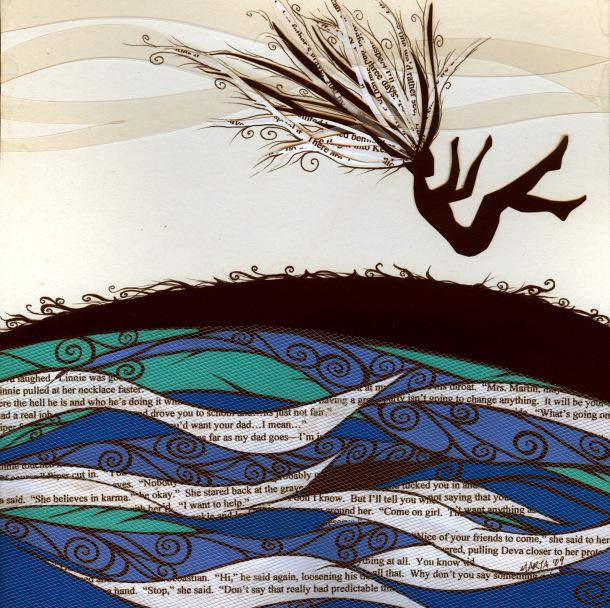 The Fish in the Sea, by Marta Pelrine-Bacon, http://martapelrinebacon.com/