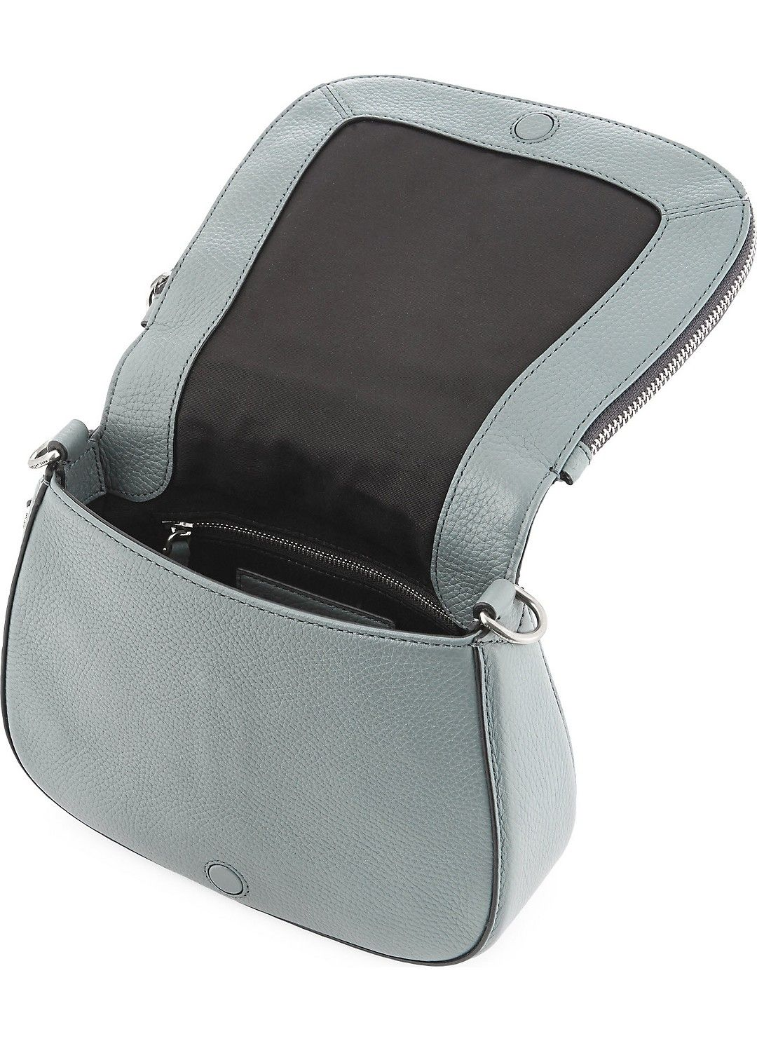 ec5c964c4e MARC JACOBS - Recruit leather saddle bag