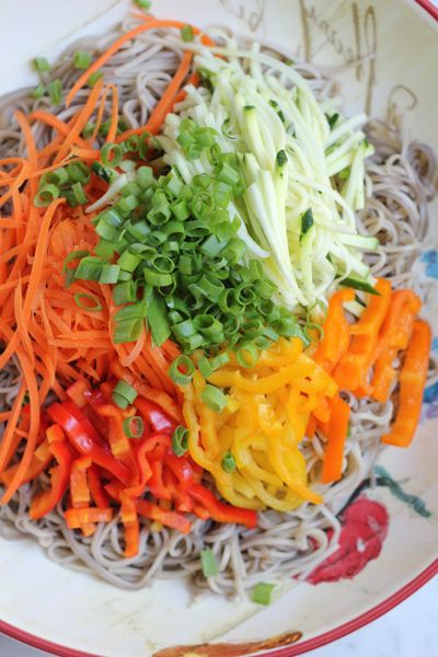 Try this colorful and healthy light asian noodle salad from try this colorful and healthy light asian noodle salad from hipfoodiemom1 for your next summer picnic use your kitchenaid food processor for this recipe forumfinder Choice Image