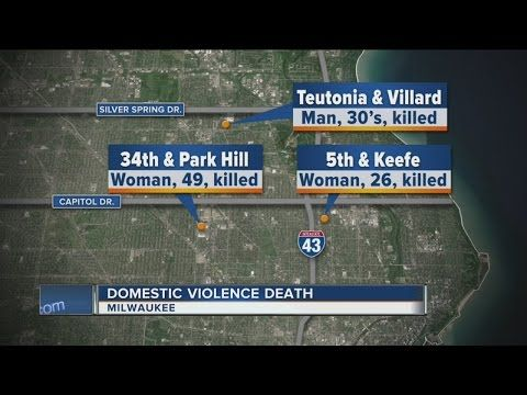 Man killed in stabbing on Milwaukee's north side - YouTube