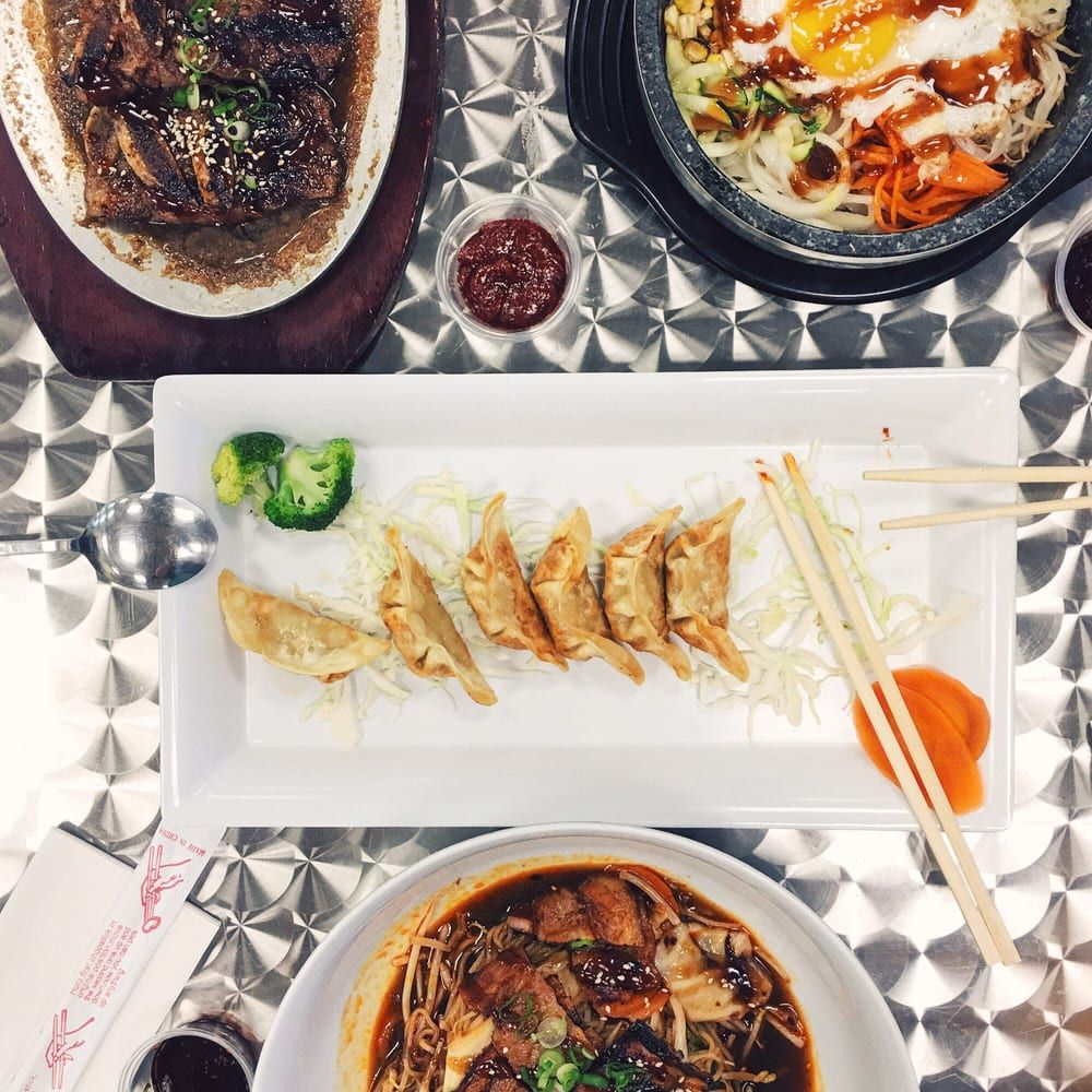 The Bowl Asian American Cuisine In Marietta Georgia 4 5 Stars On Yelp American Cuisine Bowl Cuisine