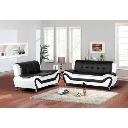Home Living Room Sets Living Room Upholstery Sofa Loveseat Set
