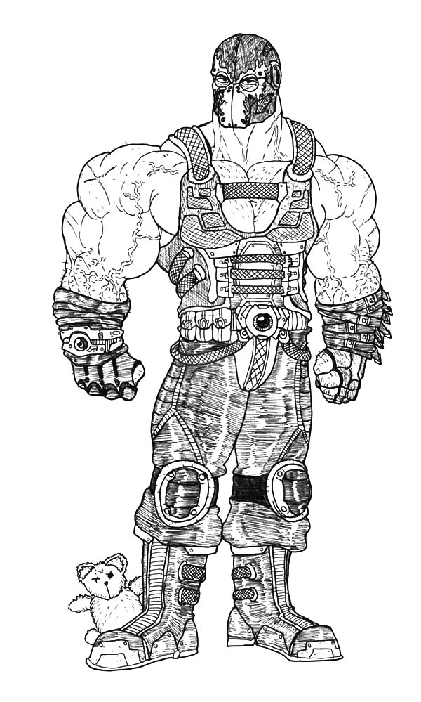 Deathstroke Coloring Pages Arkham Origins for preschool #5674 ... | 999x600