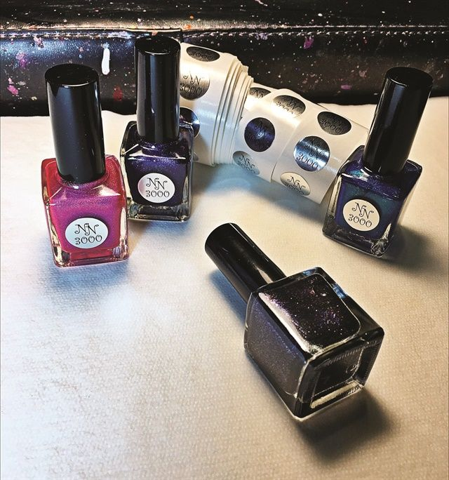 Create Your Own Nail Polish Line